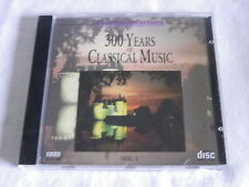 CD - 300 YEARS OF CLASSICAL MUSIC VOL.1