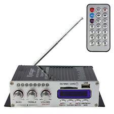 2CH 200W Alimentation Mini HiFi Audio Stéréo Amplificateur Pour ipod Auto Neuf