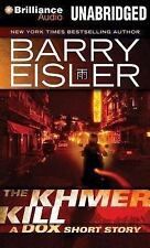 The Khmer Kill : A Dox Short Story by Barry Eisler (2014, CD, Unabridged)