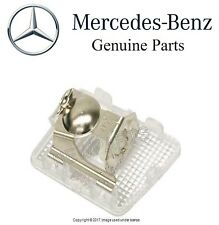 NEW Mercedes R129 300SL SL320 Driver Left Interior Light Lens Genuine 1298201766