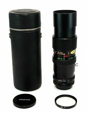 CANON ASANUMA 90-230mm f4.5 FD LENS! 90-DAY WARRANTY! EXCELLENT PLUS CONDITION!