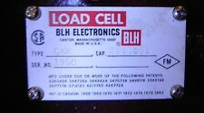 BLH Electronics CXX Load Cell Cap: 200,000 Used Excellent..!!