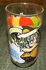 1981 McDONALDS PROMOTIONAL DRINKING GLASS - FOZZIE BEAR -GREAT MUPPET CAPER