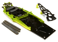 C26146GREEN Alloy Complete LCG Chassis Conversion Kit for Traxxas 1/10 Slash 2WD