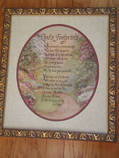 Home Interior by Gail Brown God's Footprints, God Promised in a dream one night