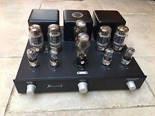 Encantad 6550 X 4 KT88 Válvula De Vacío Tubo Amplificador Integrado Hi-end 230v-240v