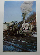 USA1082 - BUFFALO CREEK & GAULEY Railroad - LOCOMOTIVE No13 Postcard USA