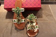 NEW BEAUTIFUL TORY BURCH SYDNEY BEADED  SHOES SIZE 7 M  $295 ~ SUPER CUTE!