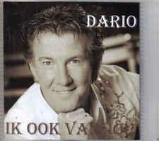 Dario-Ik Ook Van Jou Promo cd single