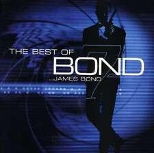 The Best of James Bond JOHN BARRY SHEENA EASTON NANCY SINATRA LULU A-HA MOBY