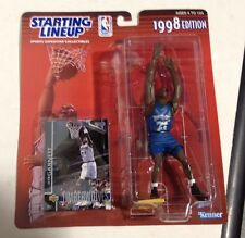 1998 Kenner Starting Lineup-Kevin Garnett-Timberwolves-figure & card NIP Mint