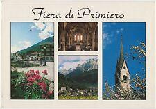 FIERA DI PRIMIERO - VEDUTINE (TRENTO) 1995