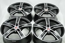 16 Drift Rims Wheels Beetle Golf Jetta Neon Vibe Forester Outback GTI Baja 5x100