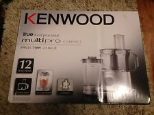 KENWOOD fpp225 TRITATUTTO-SILVER BRAND NEW