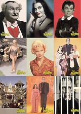 THE MUNSTERS SERIES 2 ALL NEW 1997 DART COMPLETE BASE CARD SET OF 72 TV