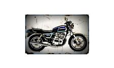 1982 gs1100g Bike Motorcycle A4 Photo Poster