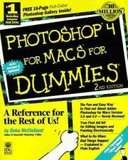 Photoshop? 4 for Macs? For Dummies? McClelland, Deke Paperback