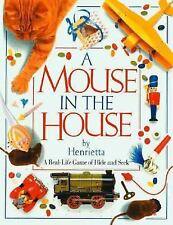 Mouse in the House - DK Publishing - Hardcover