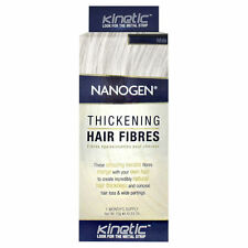NANOGEN THICKENING HAIR FIBRES WHITE COLOR 15gr.