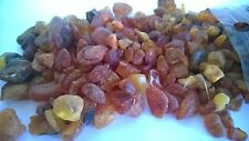 Amber, vintage 70's , shore of the Baltic Sea, Lithuania,natural crude, 75.70 gr