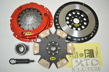 XTD STAGE 4 CLUTCH & FLYWHEEL KIT 90-93 CELICA ALLTRAC 91-95 MR2 TURBO 3SGTE