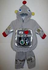 OLD NAVY ROBOT COSTUME 6-12 6 9 12 MO HALLOWEEN NEW