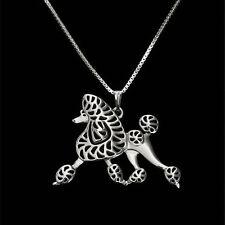 ❤️ Halskette mit Anhänger Pudel, Poodle, pendant, necklace