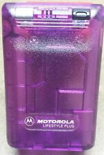 NEW Motorola Bravo + Plus Beeper - Prop Pager - Stocking Stuffer or Hollwee