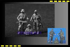 Resin model kit 1/35 kirin Israeli Mechanized infantry 1980's K25023