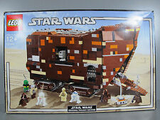 New Lego 10144 Star Wars Sandcrawler original trilogy edition
