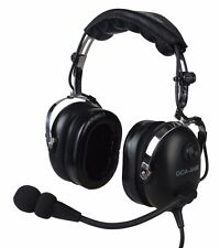 GCA ANR GCA-ANR/BT Noise Cancelling Headset with Bluetooth Dual GA Plug