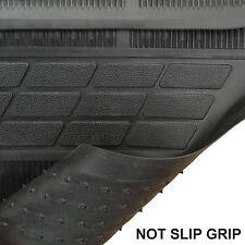 4 pièces avant et arrière tapis de voiture antidérapant universel fit sol caoutchouc
