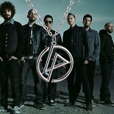 Linkin Park necklace band group logo punk silver color pendant jewelry for men