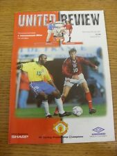 30/07/1997 Manchester United v Inter Milan [Friendly] . Thanks for viewing our i