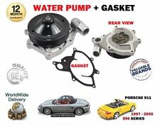 FOR PORSCHE 911 3.4 3.6 966 + BOXSTER 986 1996-  WATER PUMP + GASKET KIT