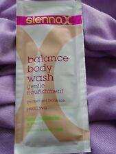 SIENNA X ( BALANCE BODY WASH ) 15 ML SACHET. / IDEAL FOR TRAVELING.
