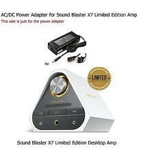 AC DC Power Supply Adapter for Sound Blaster X7 Limited Edition Desktop Amp