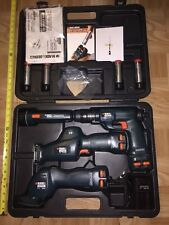 Black & Decker Versapak Cordless Combo Power Tool Set