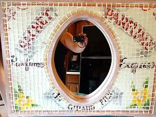 Mosaic Mirror - French Country Style Wall Mirror