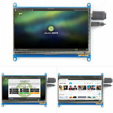 7 In HDMI LCD Screen Module for Raspberry Display Ultra Clear For Raspberry Pie#