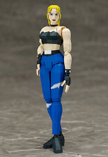 Virtua Fighter - Sarah Bryant 2P Color Figma Action Figure No. SP-068b (FREEing)