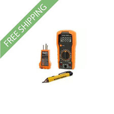 Klein Tools 69149 Electrical Test Kit with Receptacle Tester