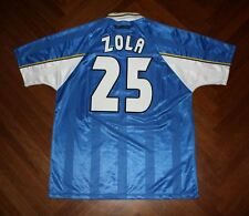 ZOLA CHELSEA maglia shirt jersey trikot maillot 1997 98 UEFA Cup Winners' Cup