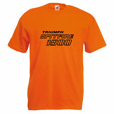 Triumph spitfire 1500 T shirt car mens gift for Dad new classic motoring tee