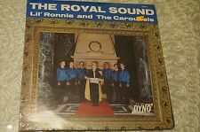 RARE Sealed Lil Ronnie and the Carousels: The royal sound polka LP record album