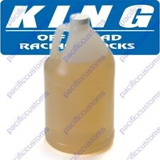 King Shocks Gold Racing Shock Oil 1 Gallon Container Dune Buggy Sandrail Atv