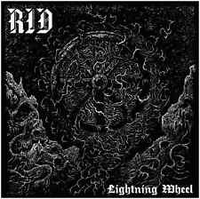 RID - Lightning Wheel (NEW*LIM.300 BLACK VINYL*UK SPEED BLACK METAL*DARKTHRONE)