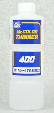 MR HOBBY Gunze T104  Lacquer Thinner 400ml PAINT MODEL KIT SUPPLY