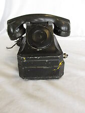 Stromberg Carlson 1248 WB Phone Crank on Side Vintage #0815A