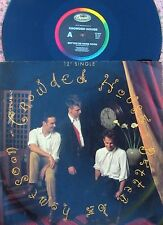Crowded House ORIG OZ PS 12 Better be home soonVG+ '88 Neil Finn Split Enz